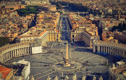 Rome: Mysteries of the Vatican