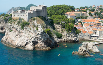 Game of Thrones Virtual tour: Dubrovnik