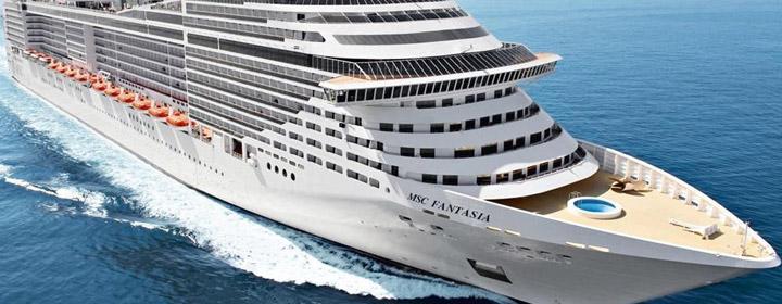 MSC Cruise from Dubai