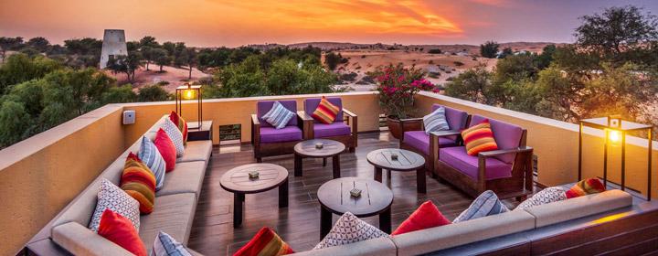 Ritz-Carlton Ras Al Khaimah, Al Wadi Desert
