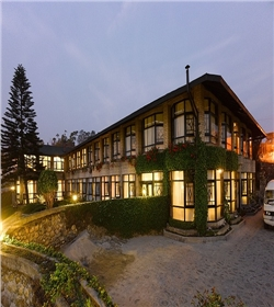 The Elgin Silver Oaks Hotel, Kalimpong