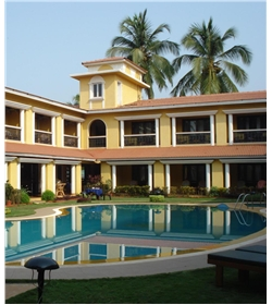Casa De Goa Calangute Hotels Near Calungute Beach Goa Hotels In