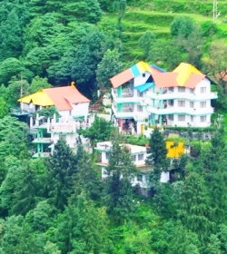 Peach Channels Resort, Dalhousie