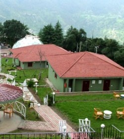 Tarikas Jungle Retreat, Chail