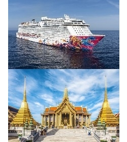 A cruising weekend in Thailand