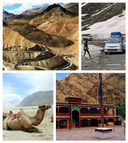 Amazing Kashmir to Ladakh
