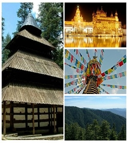 Best of Himachal with Golden Temple