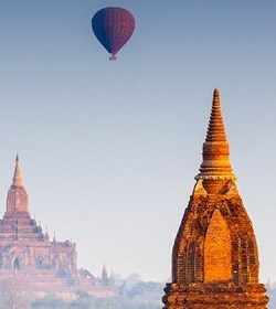 BEST OF MYANMAR ON THE ROAD