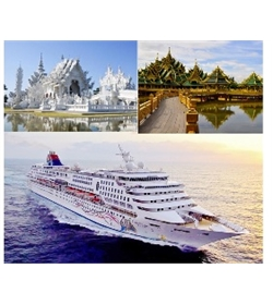 Cultural Thailand with Cruise