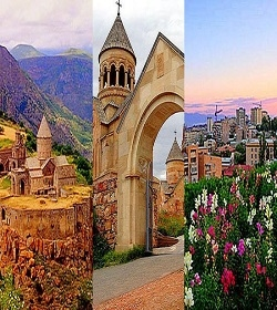 Armenia - Ancient & Modern