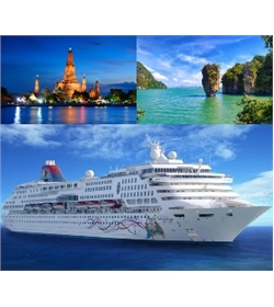 Thailand Explorer Tour with Cruise