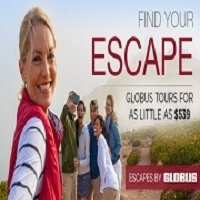 Escapes by Globus